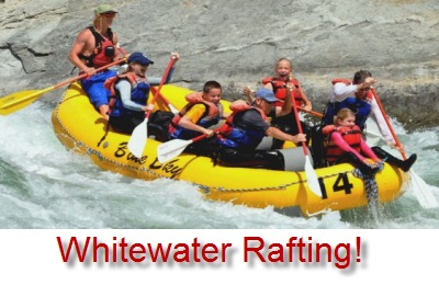 Whitewater Rafting - Wenatchee River