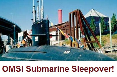 Read more: T-727 OMSI Submarine Sleepover - Cancelled